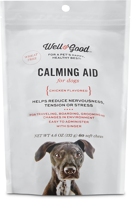 WELL & GOOD Calming Dog Chews