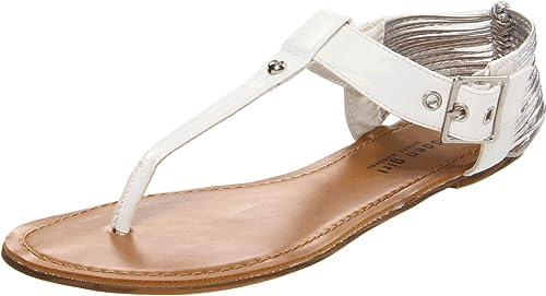 96525e8eabb Madden Girl Women's Anzwer Ankle-Strap Sandal
