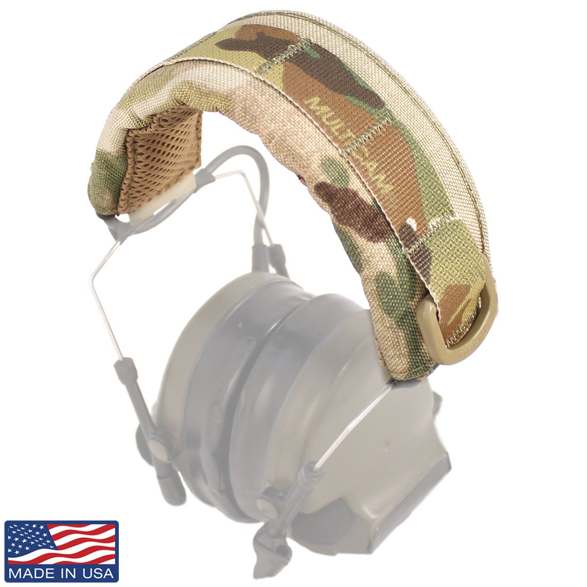 U.S. Tactical Sewing USTS Advanced Modular Headset Cover (Multicam) by U.S. Tactical Sewing