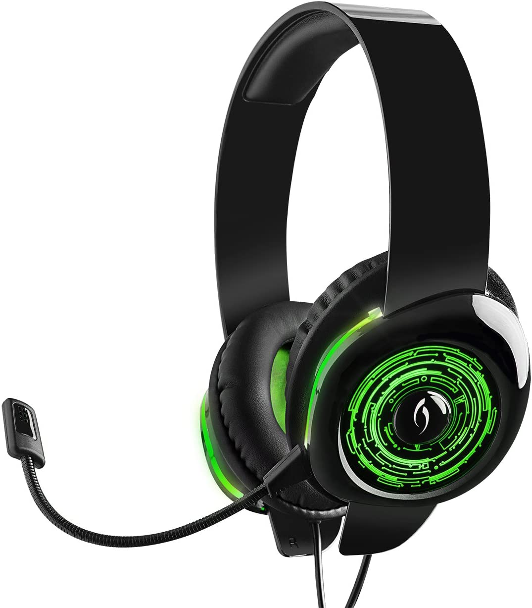 Afterglow AGX.50 Licensed Headset for Xbox 360 Blue Accessories ...