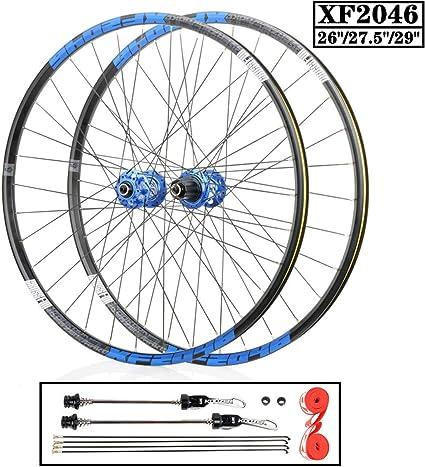 """26/"""" 27.5/"""" 29/"""" MTB Räder Carbon Nabe Disc Vorne Hinten Fahrrad Laufradsatz"""