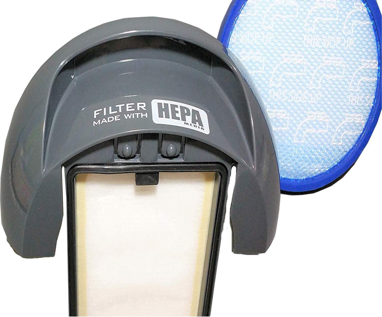 Amazon.com: Hoover Hepa 411018001 de escape y 304087001 Azul ...