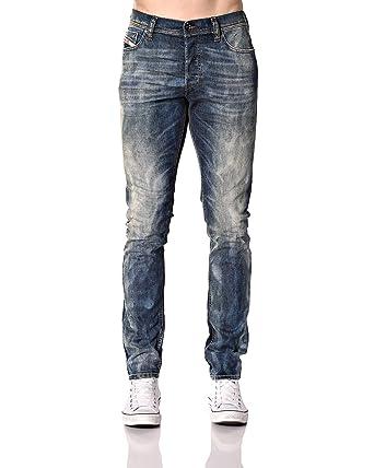 4f38c3ce Diesel 'Tepphar' jeans: Amazon.co.uk: Clothing