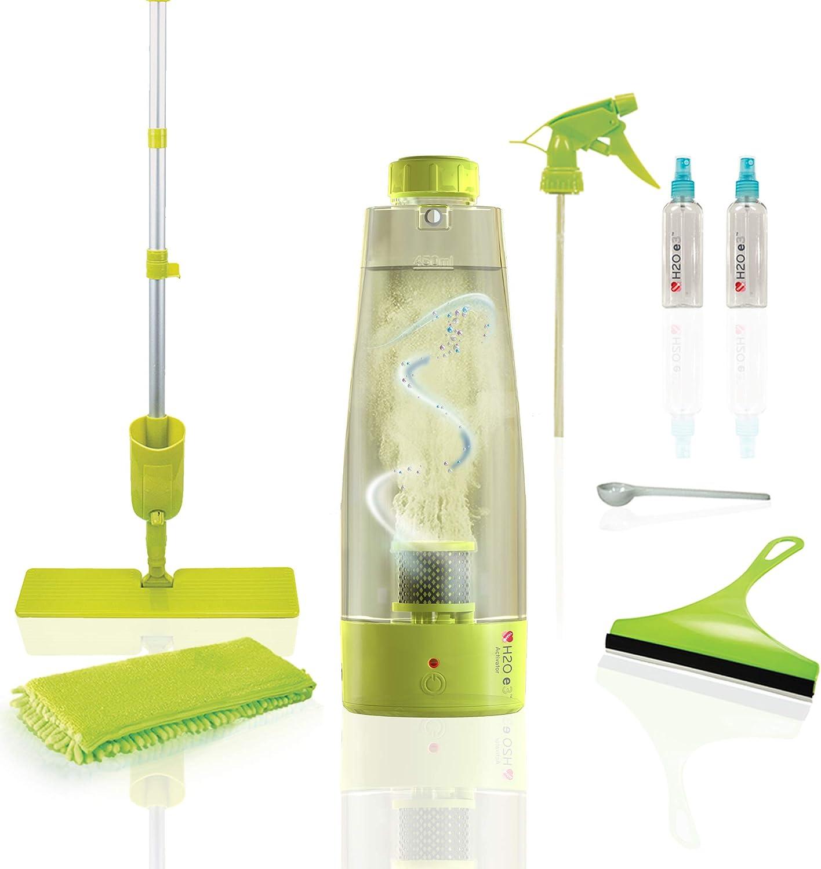H2O e3 - eActivator - Crea tu propio limpiador que mata el 99,9% de los gérmenes, virus y bacterias. H2O e3 - Cleaning System: Amazon.es: Alimentación y bebidas