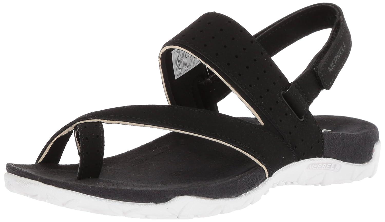Merrell Women's Terran Ari Convert Sport Sandal B071ZN3244 6 M US Black
