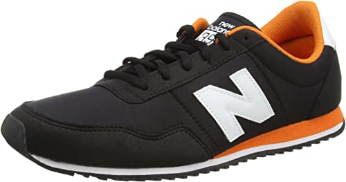 Villano Noroeste triatlón  New Balance Unisex Adults' U396 Clásico Trainers, Black, 9: Amazon.co.uk:  Shoes & Bags