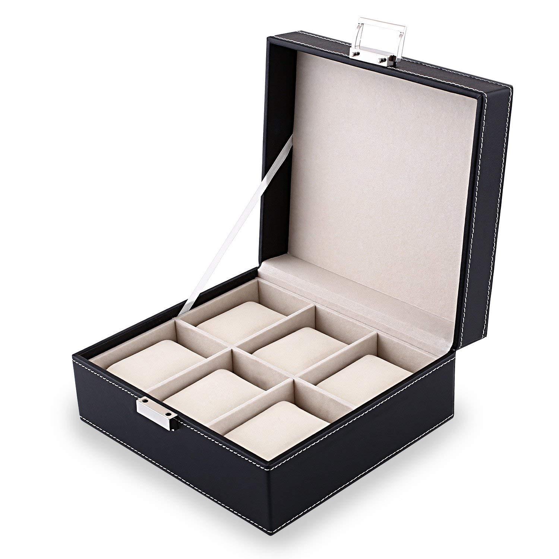 amzdeal - Caja para Relojes New: Amazon.es: Relojes