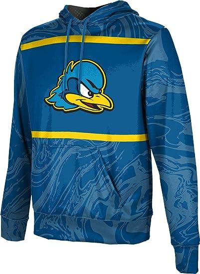 School Spirit Sweatshirt Drip ProSphere University of Delaware Mens Pullover Hoodie