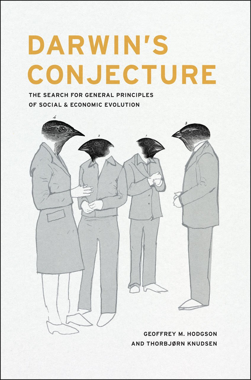 Download Darwin's Conjecture: The Search for General Principles of Social and Economic Evolution PDF
