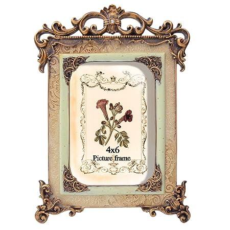PETAFLOP picture frames 4 by 6 Inch Vintage Picture Frame Friends ...