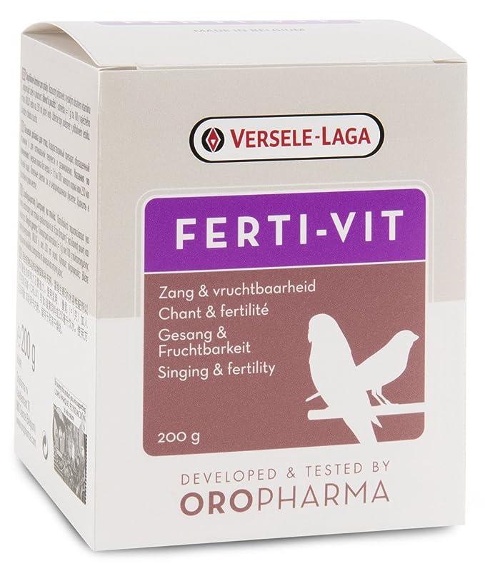 Versele-laga A-17150 Ferti-Vit Fertilidad - 200 gr: Amazon.es: Productos para mascotas