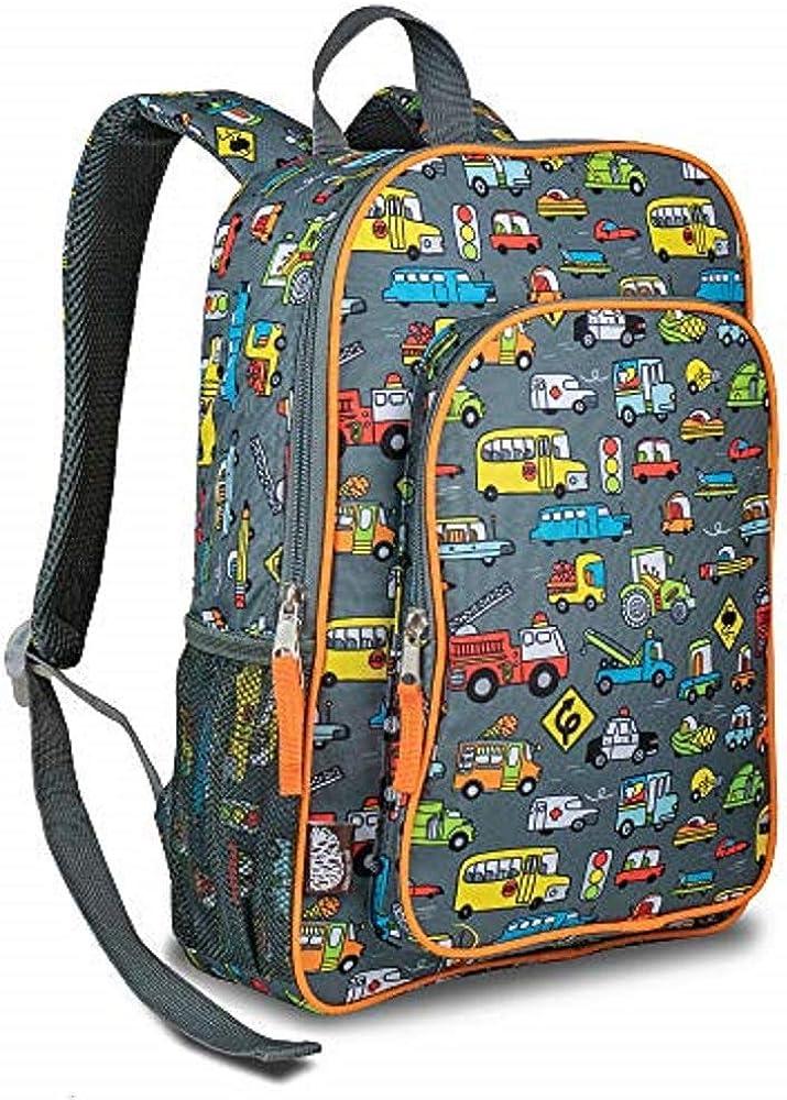 LONECONE Kids School Backpack for Boys & Girls - Sized for Kindergarten, Preschool