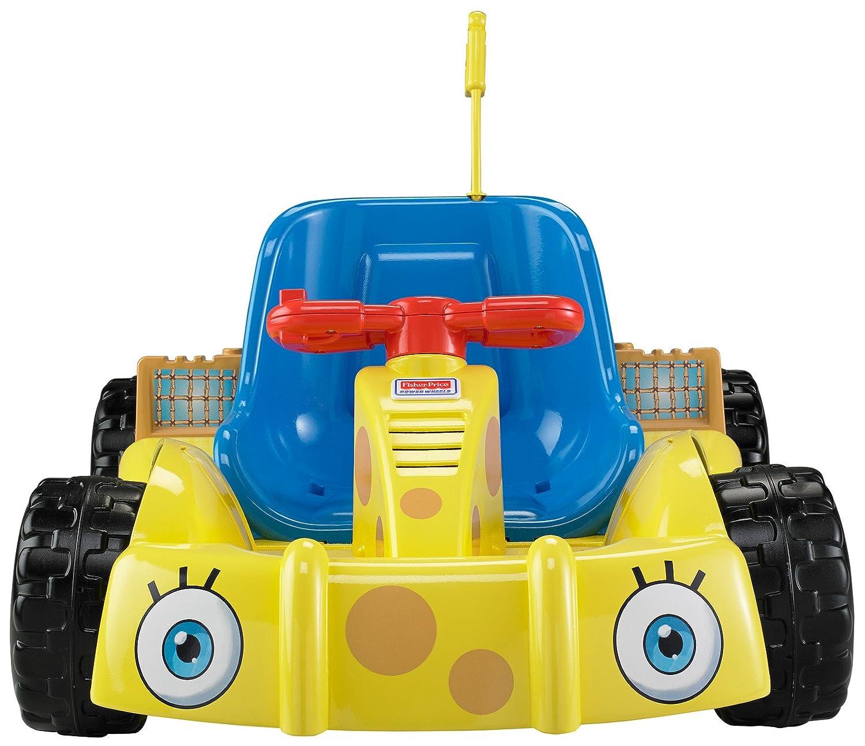 power wheels nickelodeon spongebob squarepants get set go kart 6