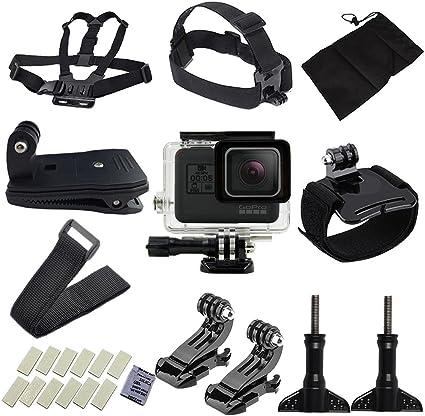 Accesorios para GoPro, niceEshop (TM) 15 Esencial Kit de ...
