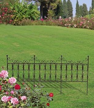 Garten Beetbegrenzung beetbegrenzung vandossa amazon de garten
