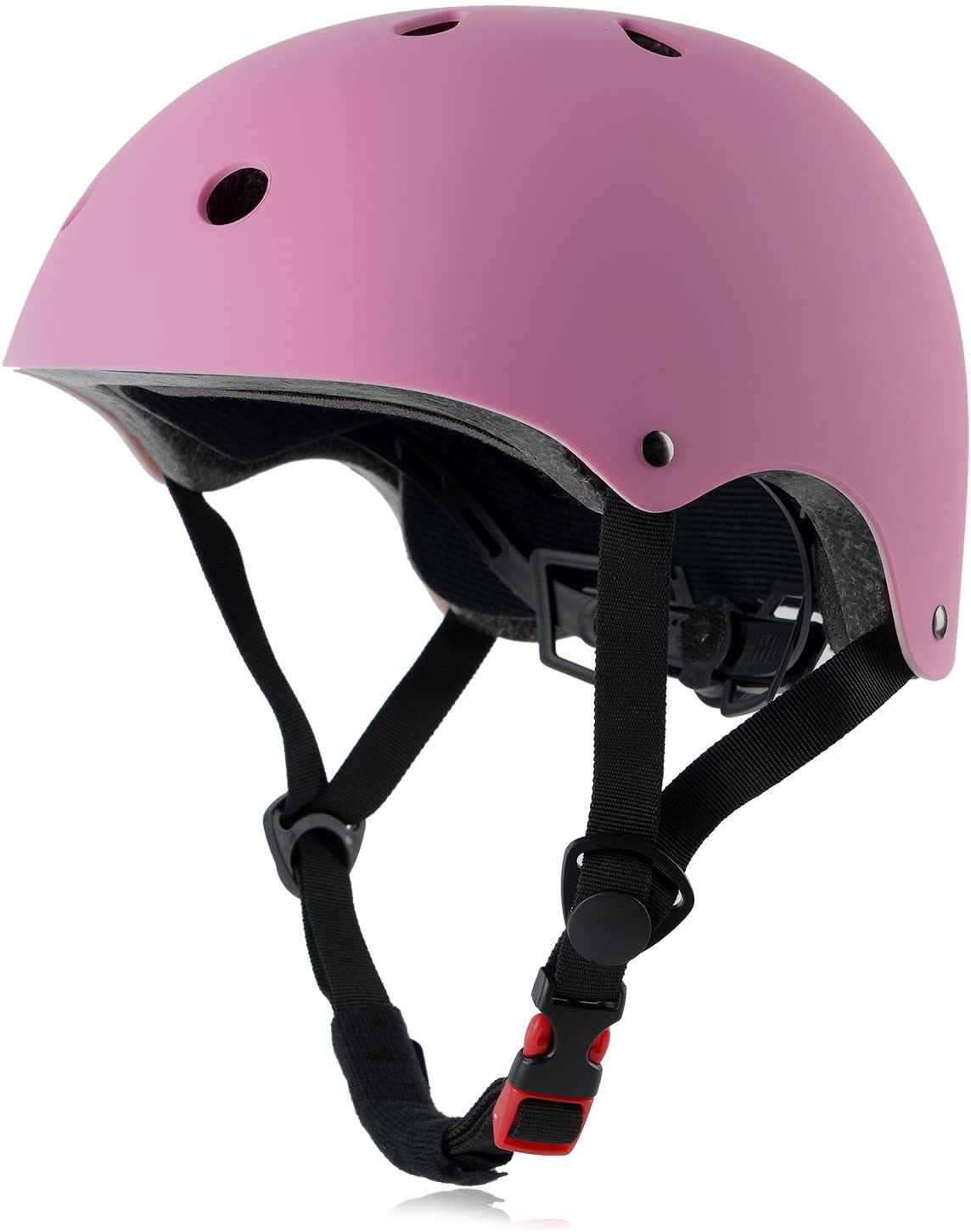 Kids Bike Helmet, CPSC Certified, Adjustable and Multi-Sport, from Toddler to Youth, 3 Sizes