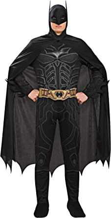 Brand New The Dark Knight Rises Batman Adult Full Costume Mask
