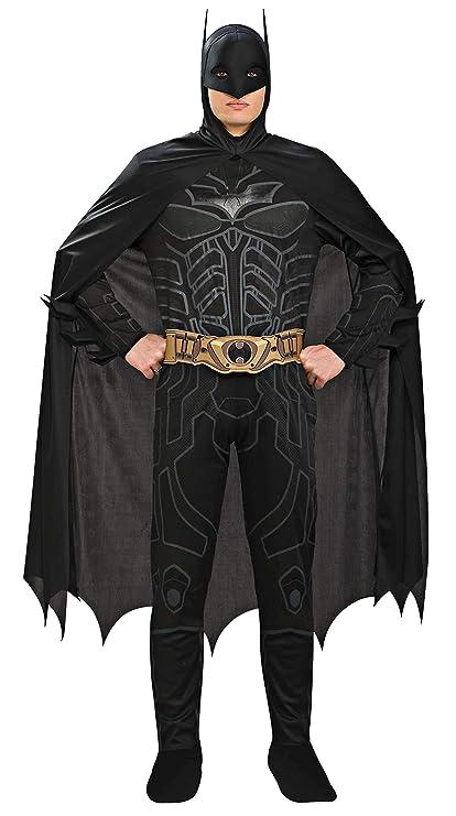Batman I-880629L - Disfraz de Batman para hombre (adulto) Talla L