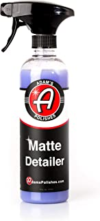 product image for Adam's Matte Detailer - Specialized Formulation Perfect for Any Matte, Satin, and Gloss Finishes - Does Not Add Any Level of Shine - Easy to Use, with No Streaking or Residues (16 oz)