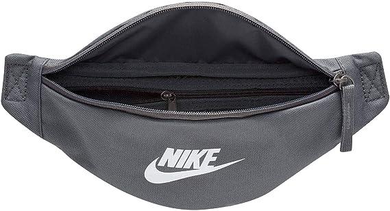 NIKE Shoulder bag-Cv8964 Bolso de Hombro para Mujer, Gris Hierro/Gris Hierro/Blanco, Talla única: Amazon.es: Deportes y aire libre