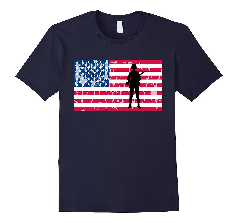 Army American Flag-BN