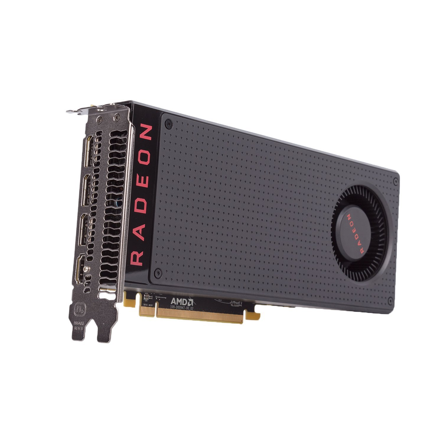 AMD Radeon RX 480 8GB GDDR5 PCI Express 3 0 Gaming Graphics Card - OEM