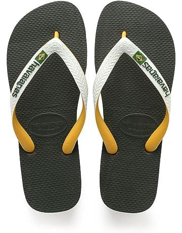 fa7599524a80b5 Havaianas Unisex Adults  Brasil Mix Flip Flops