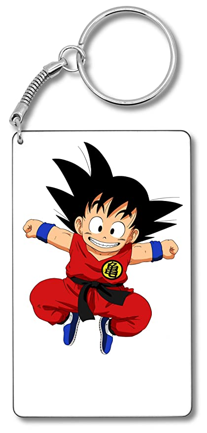 Happy Goku Dragon Ball Z Llavero Llavero: Amazon.es: Equipaje