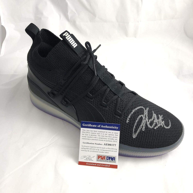 DeMarcus Cousins signed PUMA shoe PSA