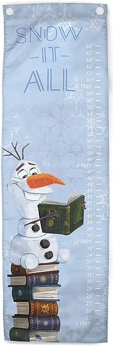 Top 10 Kid Wall Decor Olaf Height