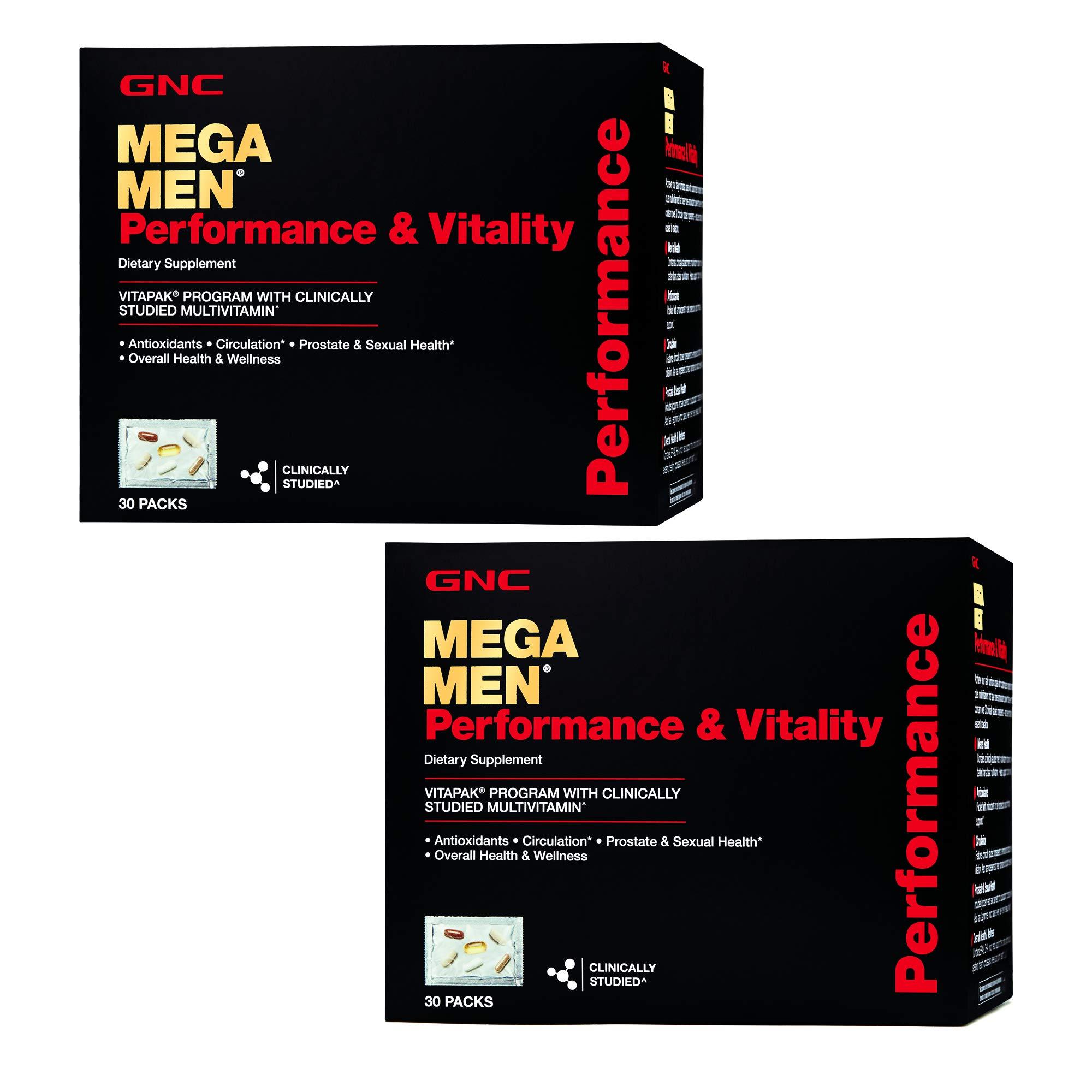 Mens Performance Vitapak by GNC