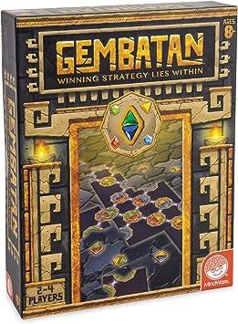 MindWare Gembatan Juego de Mesa de Estrategia: Amazon.es: Juguetes y juegos