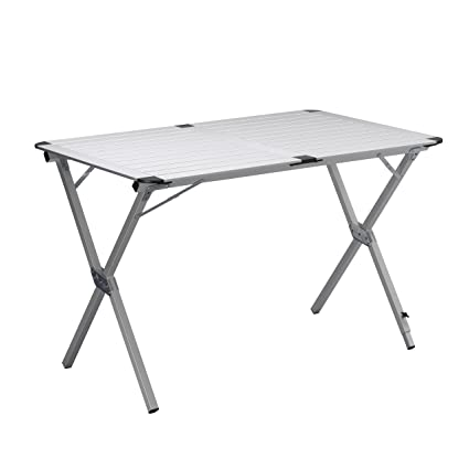 Mesa De Camping Campart Travel Ta 0806 140 X 80 Cm Tablero