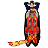 Blankie Tails Hot Wheels Red Racer Blanket (Red)