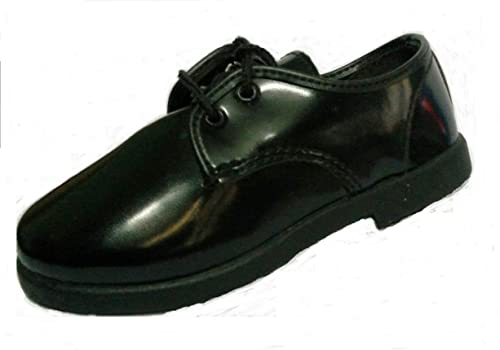b13241ea0b90a BATA Boys Scout Black All Season School Shoes with Lace  Buy Online at Low  Prices in India - Amazon.in