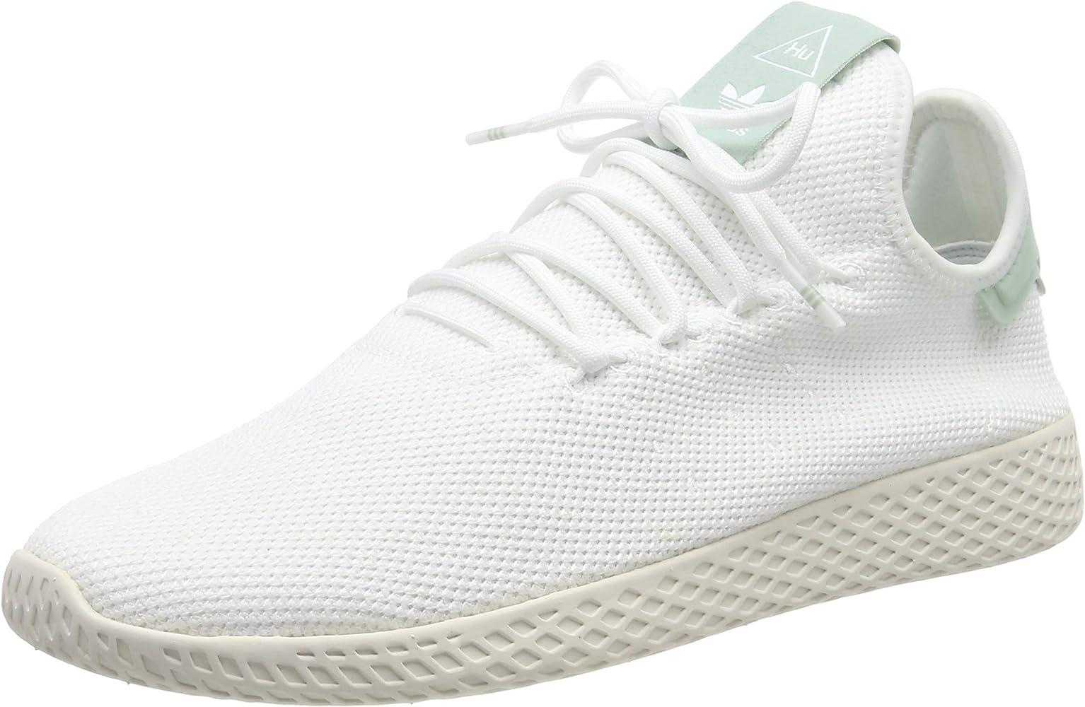 adidas Originals Sneaker PW Tennis HU CQ2168 Weiß Türkis, Schuhgröße:44 23