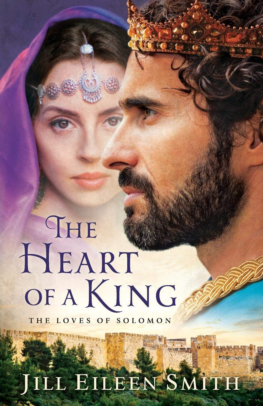The Heart of a King {A Book Review}