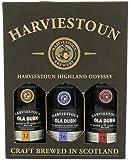 Harviestoun Highland Odyssey Ale Matured in Whisky Casks, 3 x 330 ml