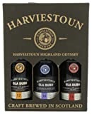 Harviestoun Highland Odyssey Ale Matured in Whisky Casks, 3 x 330 ml