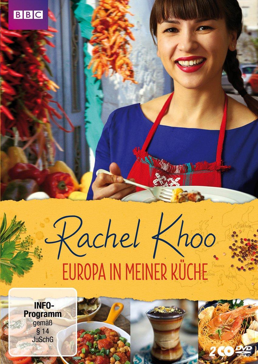 Rachel Khoo - Europa in meiner Küche: Amazon.co.uk: DVD & Blu-ray