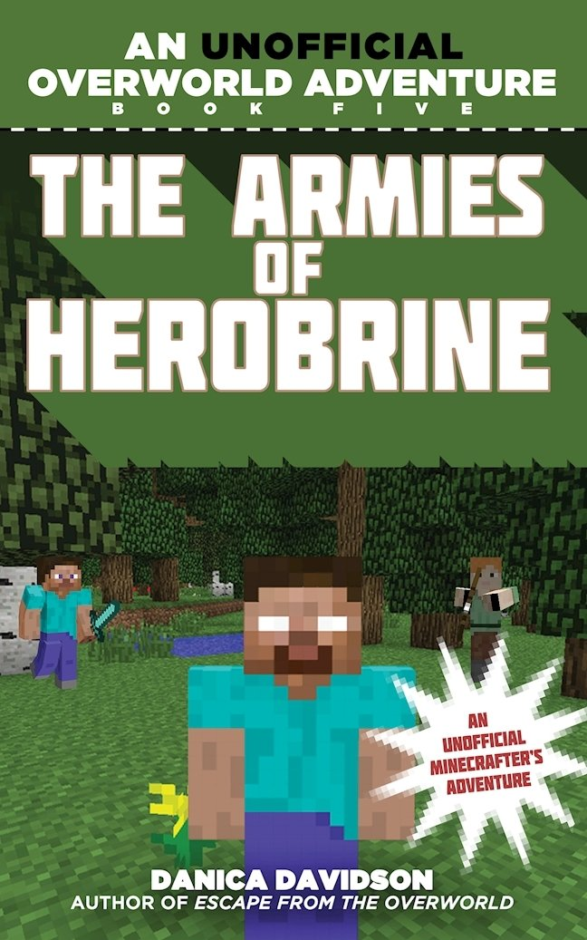 Armies Herobrine Unofficial Overworld Adventure product image