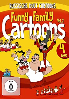 Funny Family Cartoons Vol. 2 [DVD]