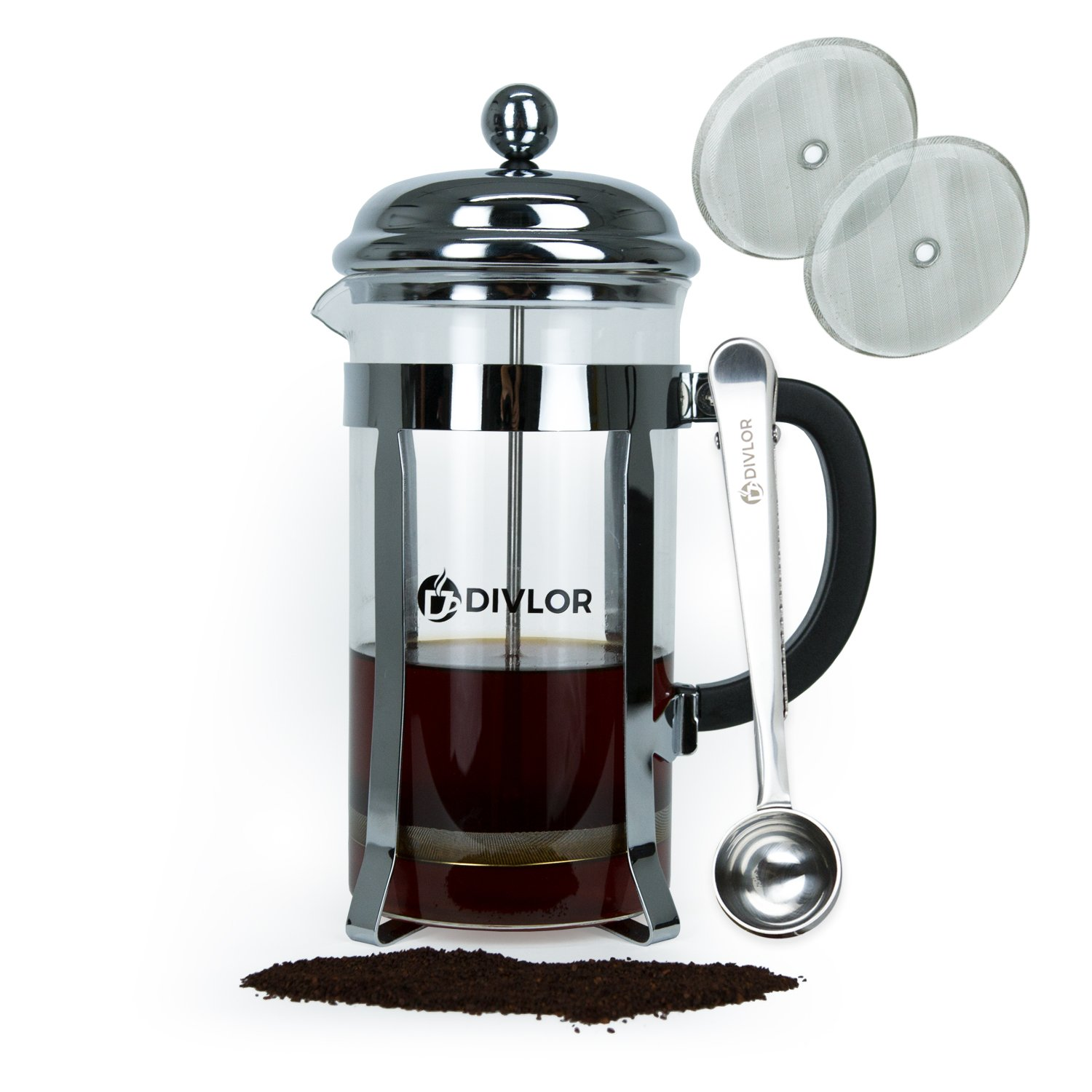 Divlor French Press Coffee Maker Review