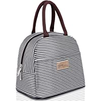 HOMESPON Lunch Bag Insulated Tote Bag Lunch Box Resuable Cooler Bag Lunch container Waterproof Lunch holder for Women/Men
