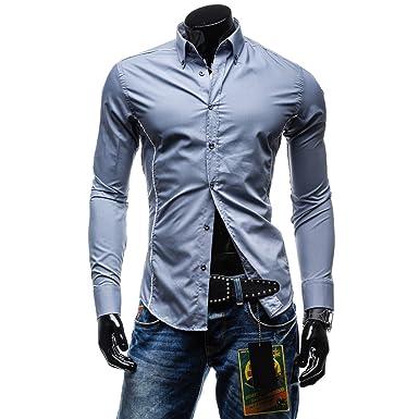 GENERIC Mens Long Sleeve Shirt