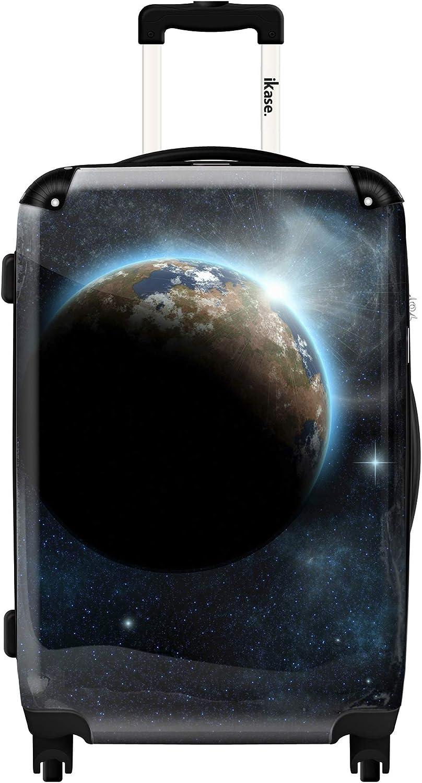 Ikase Hardside Spinner Luggage The Earth