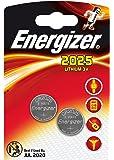 ENERGIZER ENERGIZER CR2025 batterie Lithium Coin de 2