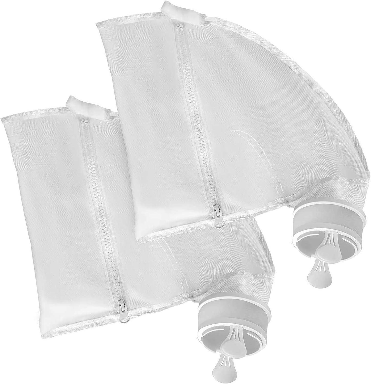 UCEDER Pool Cleaner Leaf Bag Replacement Fits for Polaris 280,480 Vac-Sweep Leaf Bag K15,Picking up Leaves,Acorns Sticks and Large Debris