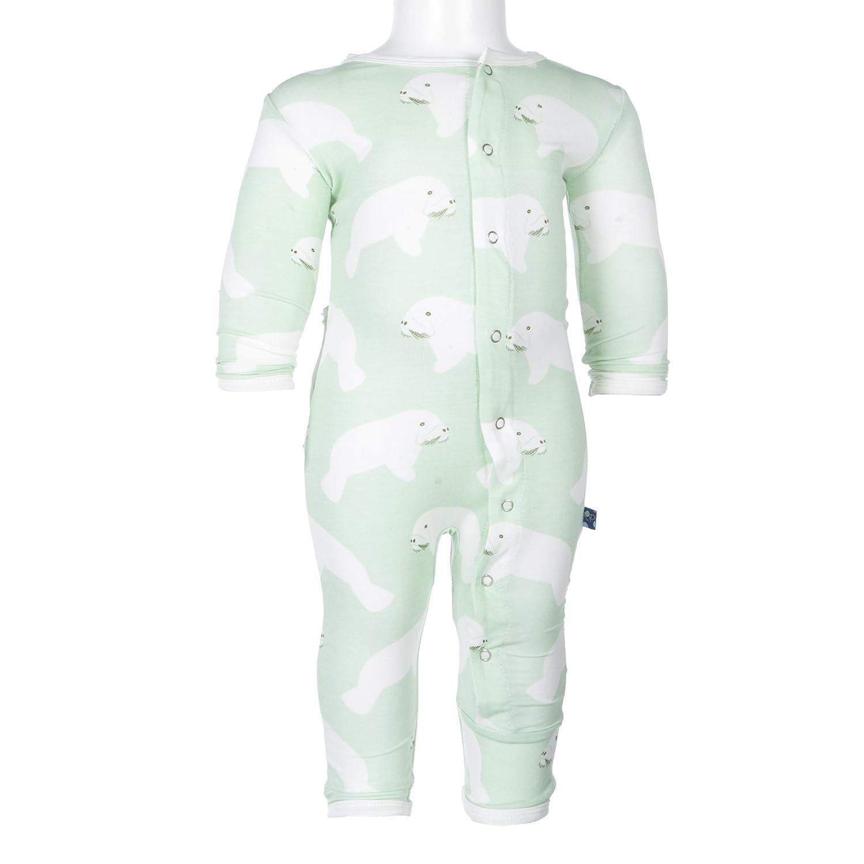 Kickee Pants Baby Boys' Print Coverall Prd-kpca213-Aom