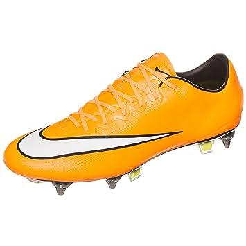 low priced 811e5 98371 Nike 648555-800 Chaussures de Football Mercurial Vapor X SG-Pro pour Homme